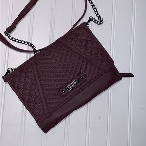 Jessica Simpson Crossbody Wallet on A Chain